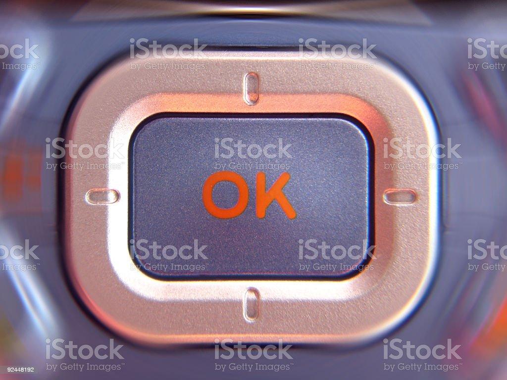 OK stock photo
