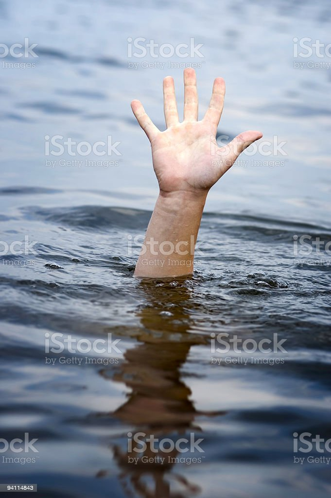 HELP! royalty-free stock photo
