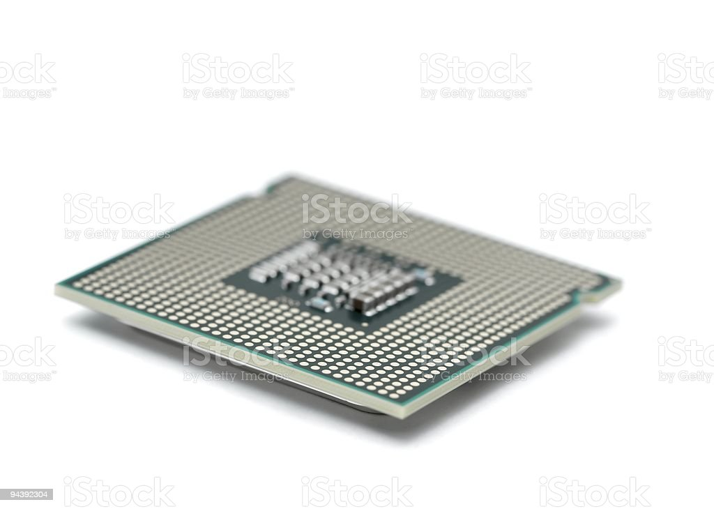 CPU stock photo