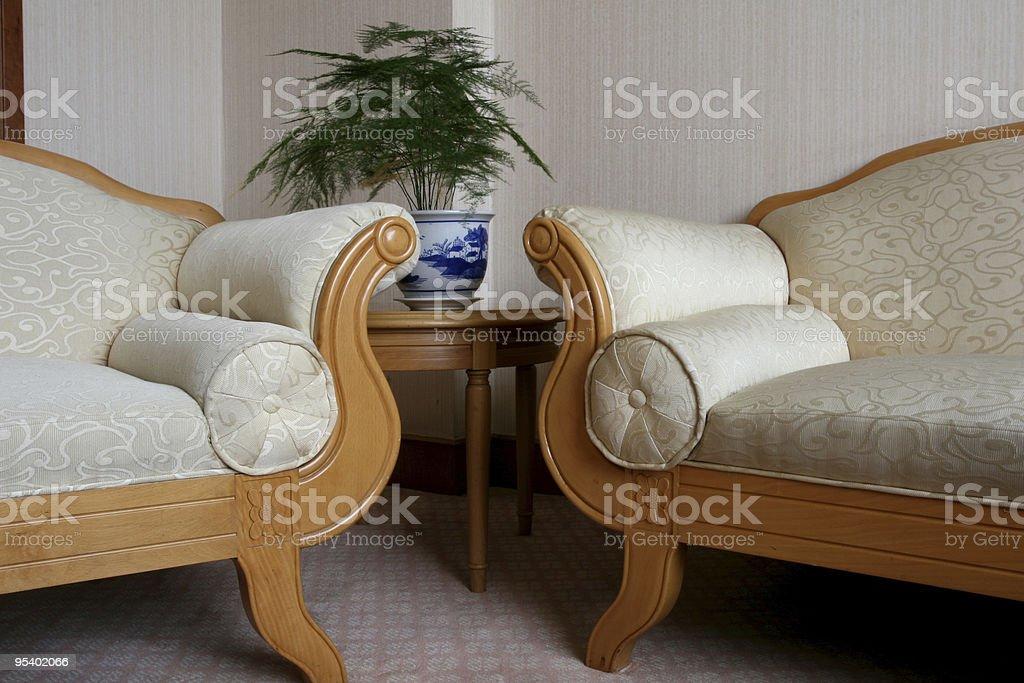 TALKING royalty-free stock photo