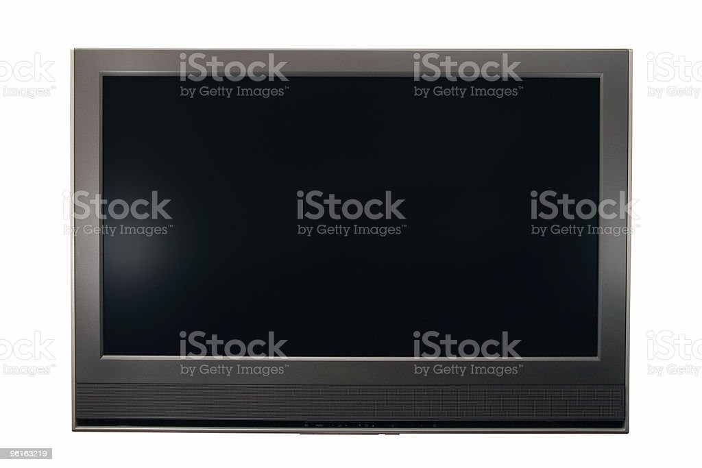 TV [2] royalty-free stock photo