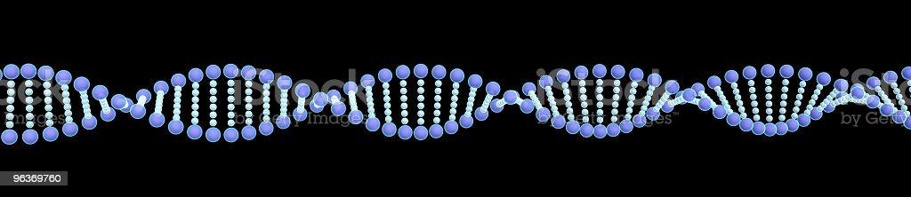 DNA-2 royalty-free stock photo