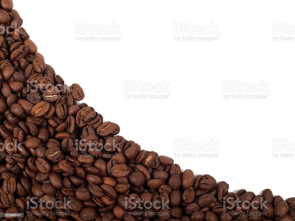 Сoffee beans stock photo