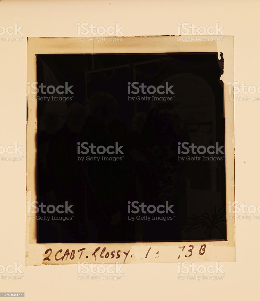 120mm Film stock photo