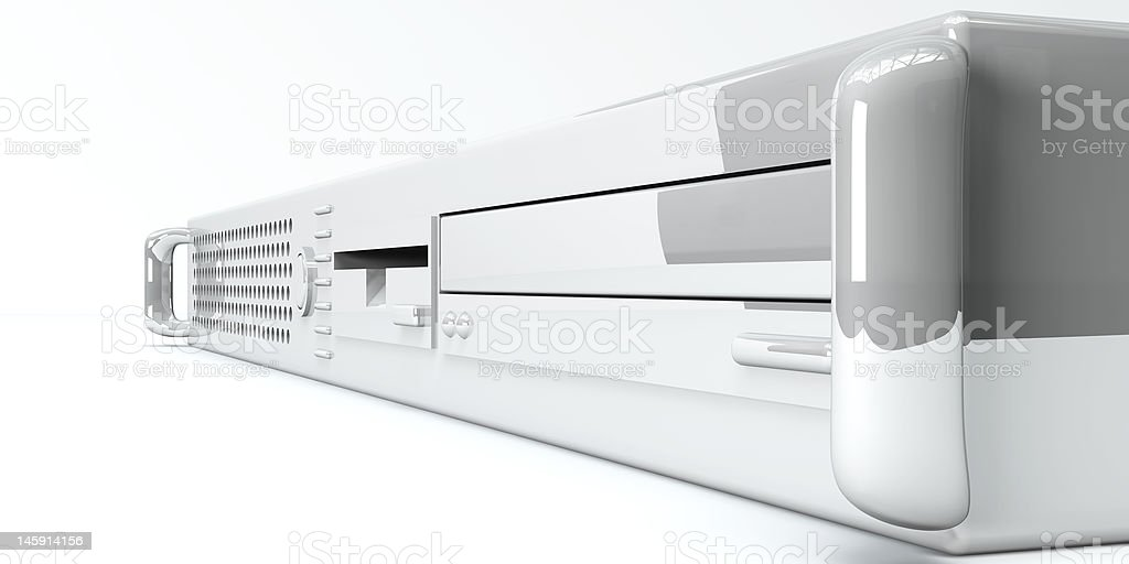 19inch Server stock photo