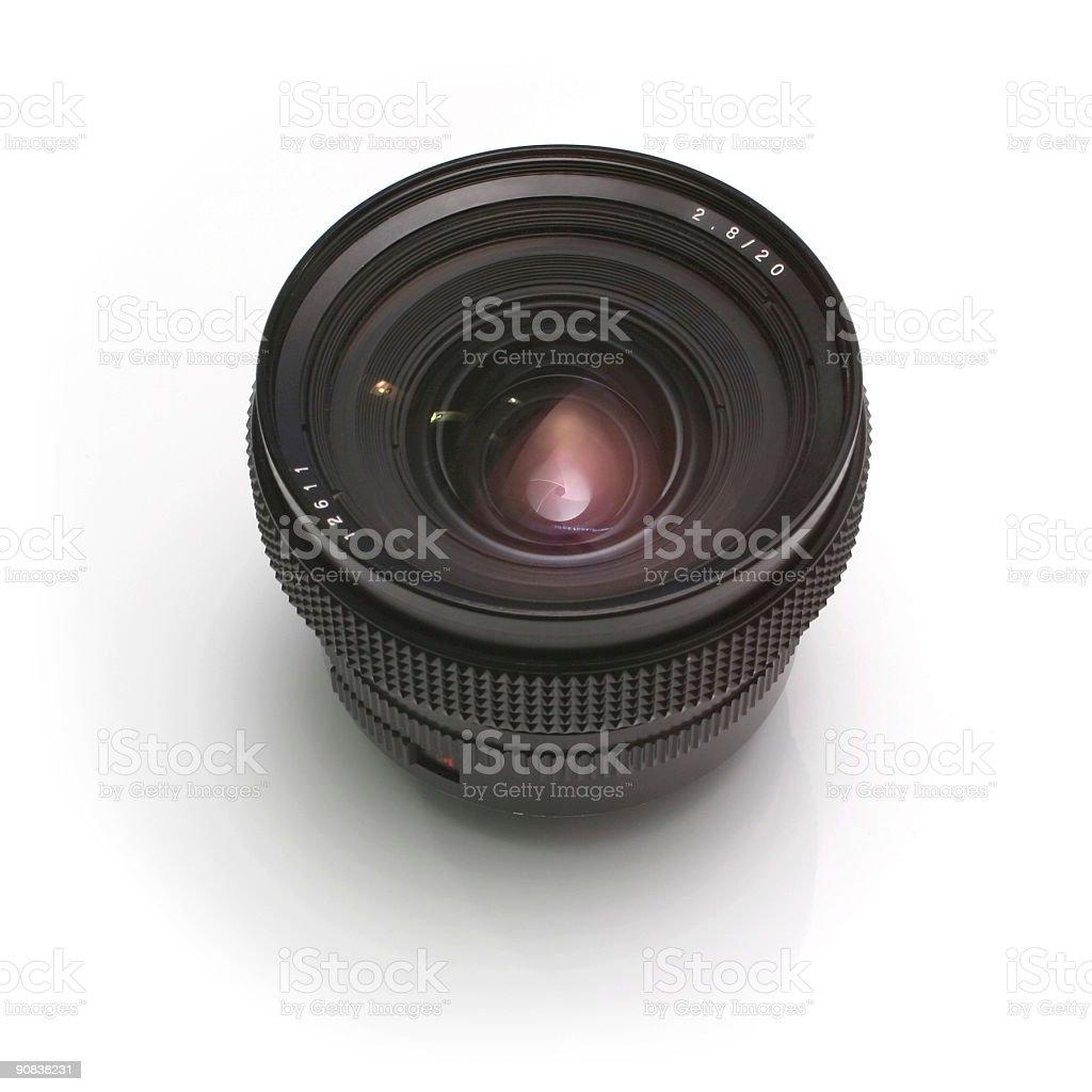 20mm lens royalty-free stock photo