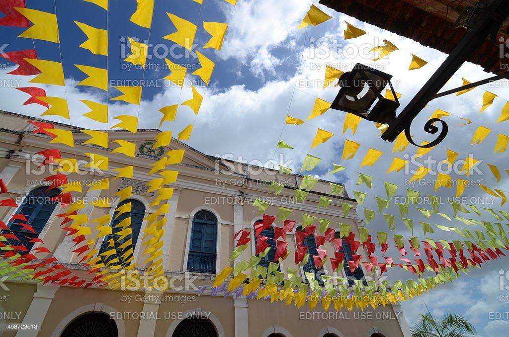 São Luís do Maranhão stock photo