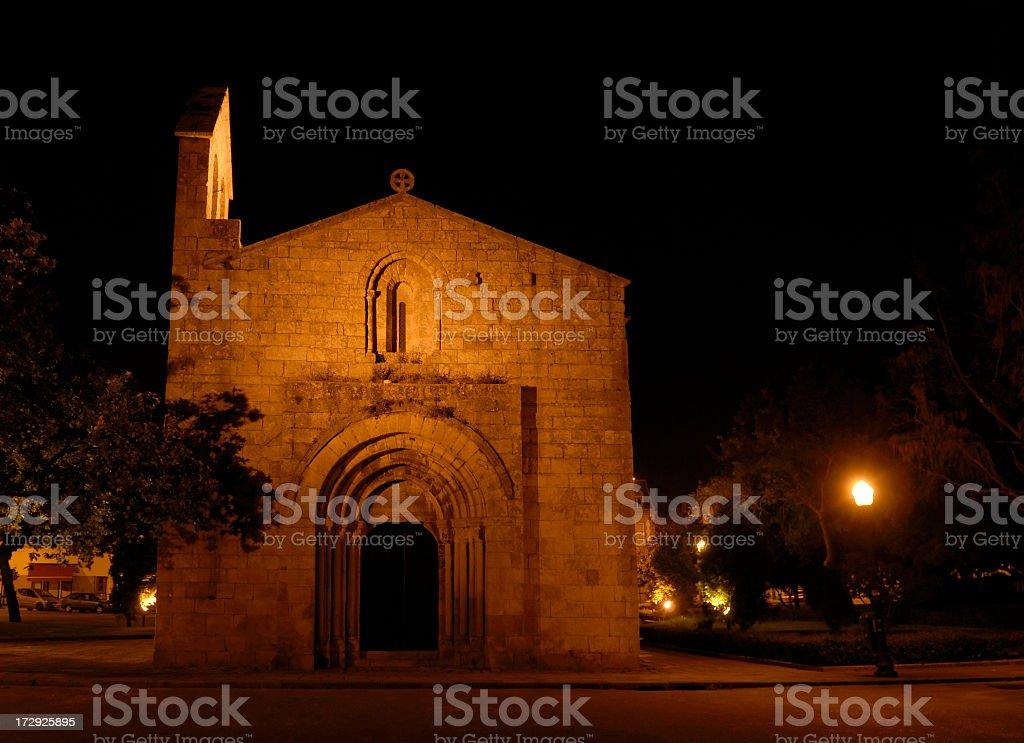 São Martinho de Cedofeita church royalty-free stock photo