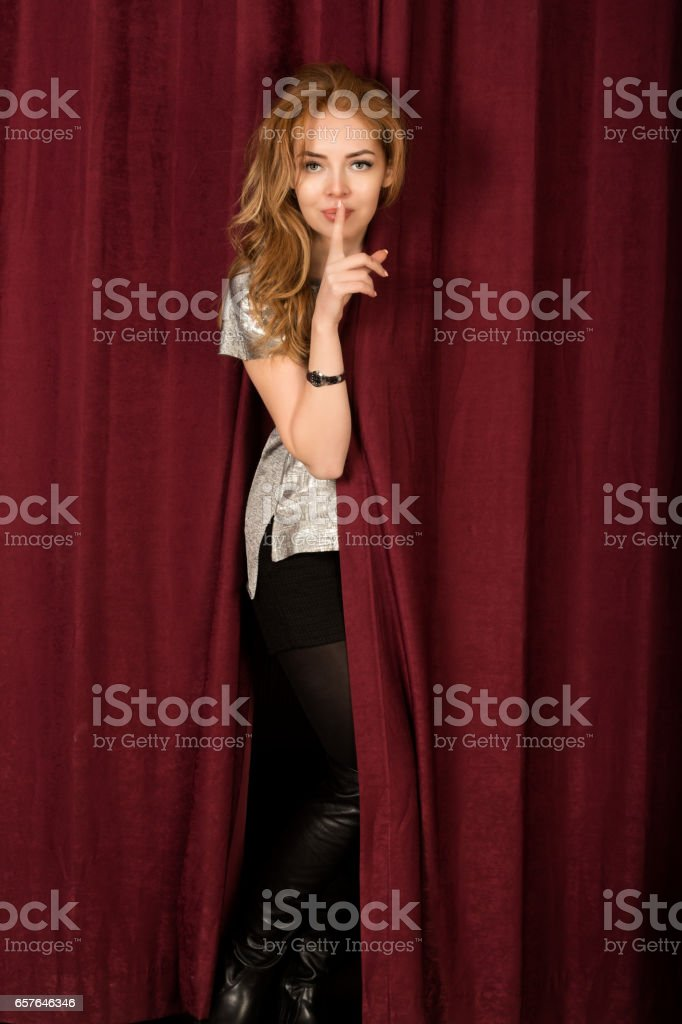 27th March World theater day stock photo