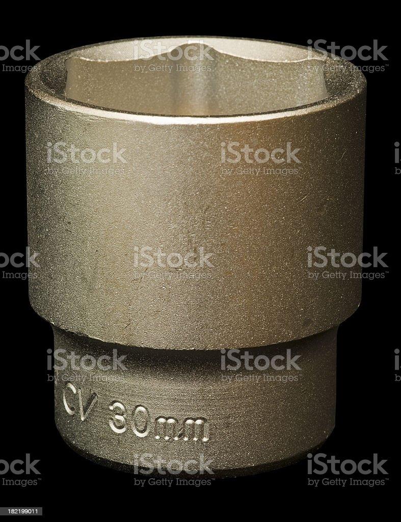 30mm Socket stock photo