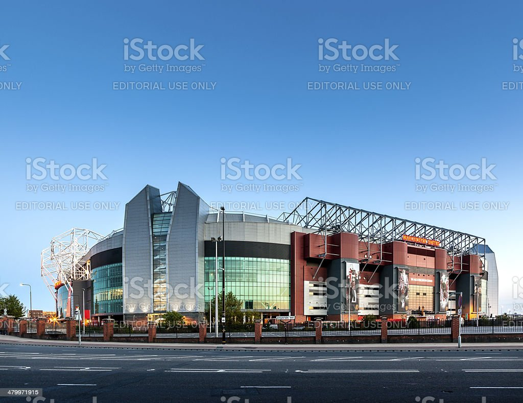 323-Man United stock photo