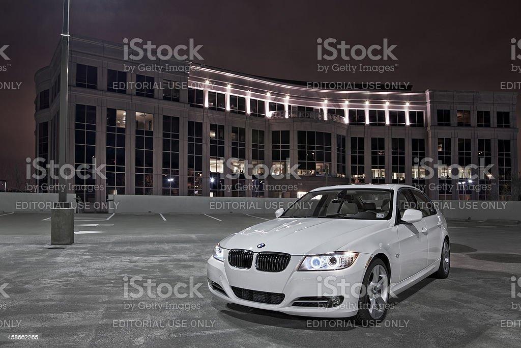 BMW 335i royalty-free stock photo