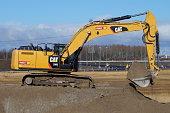 CAT 336e Hybrid Hydraulic Large Excavator - Caterpillar