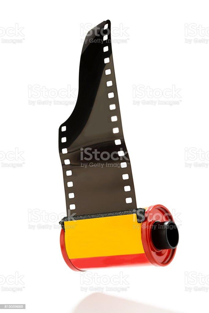 35mm Camera Film stock photo