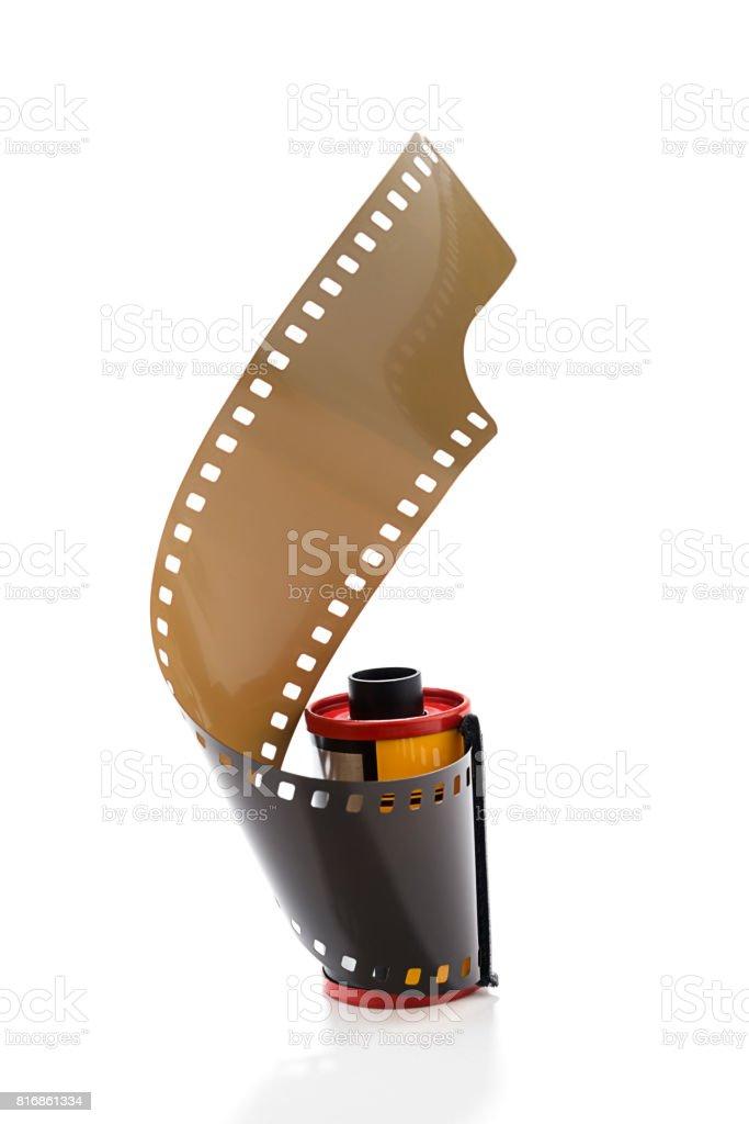 35mm Dia Positive Film stock photo