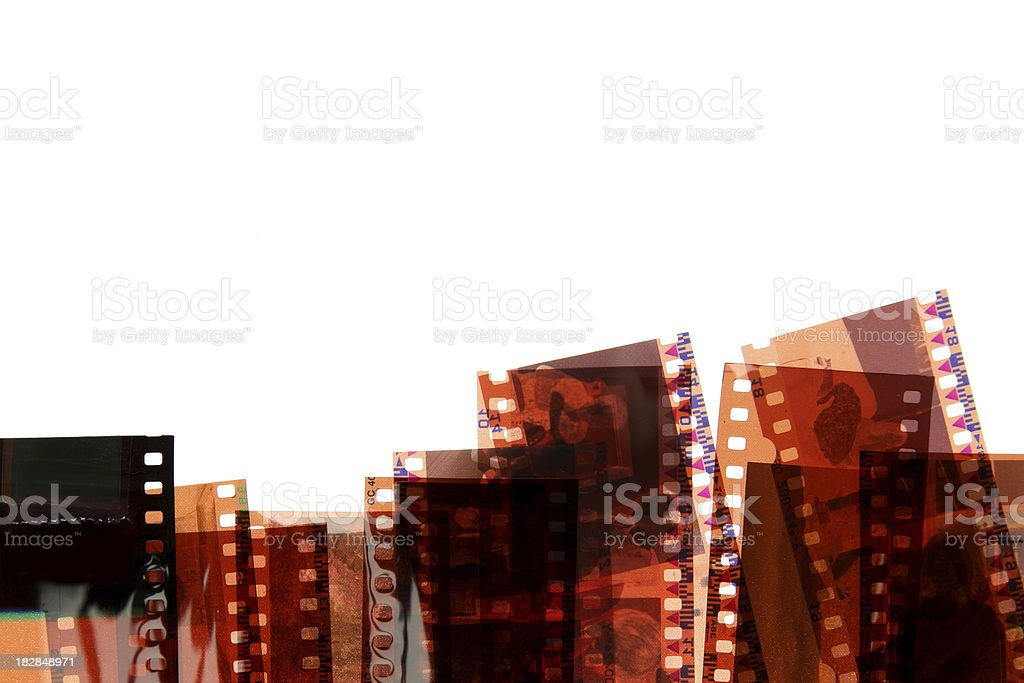 35mm film royalty-free stock photo
