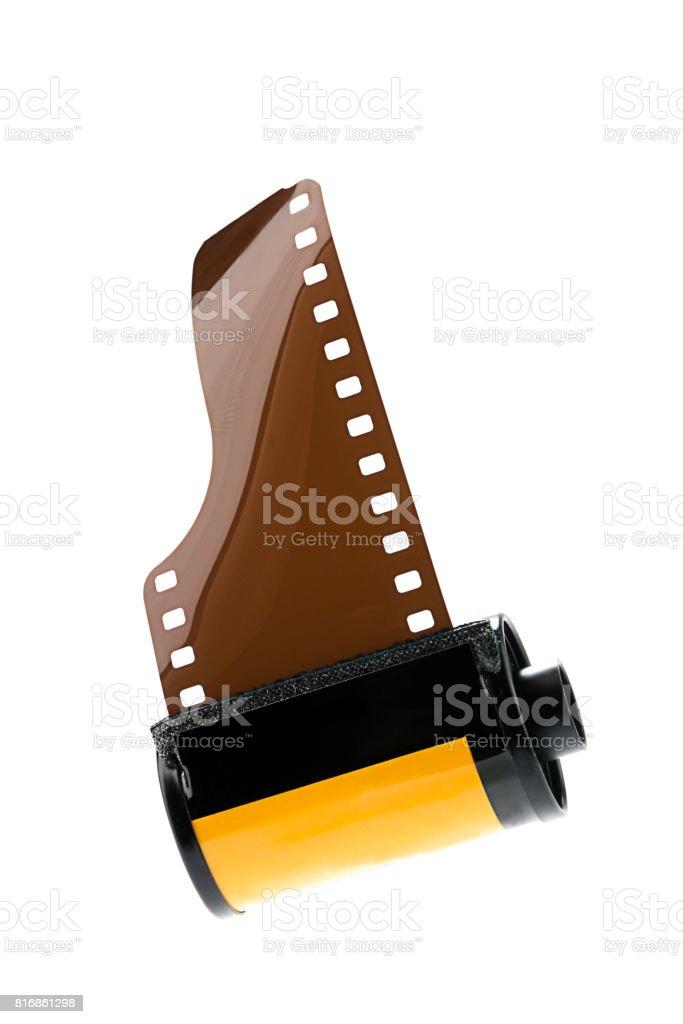35mm Slide Positive Film stock photo