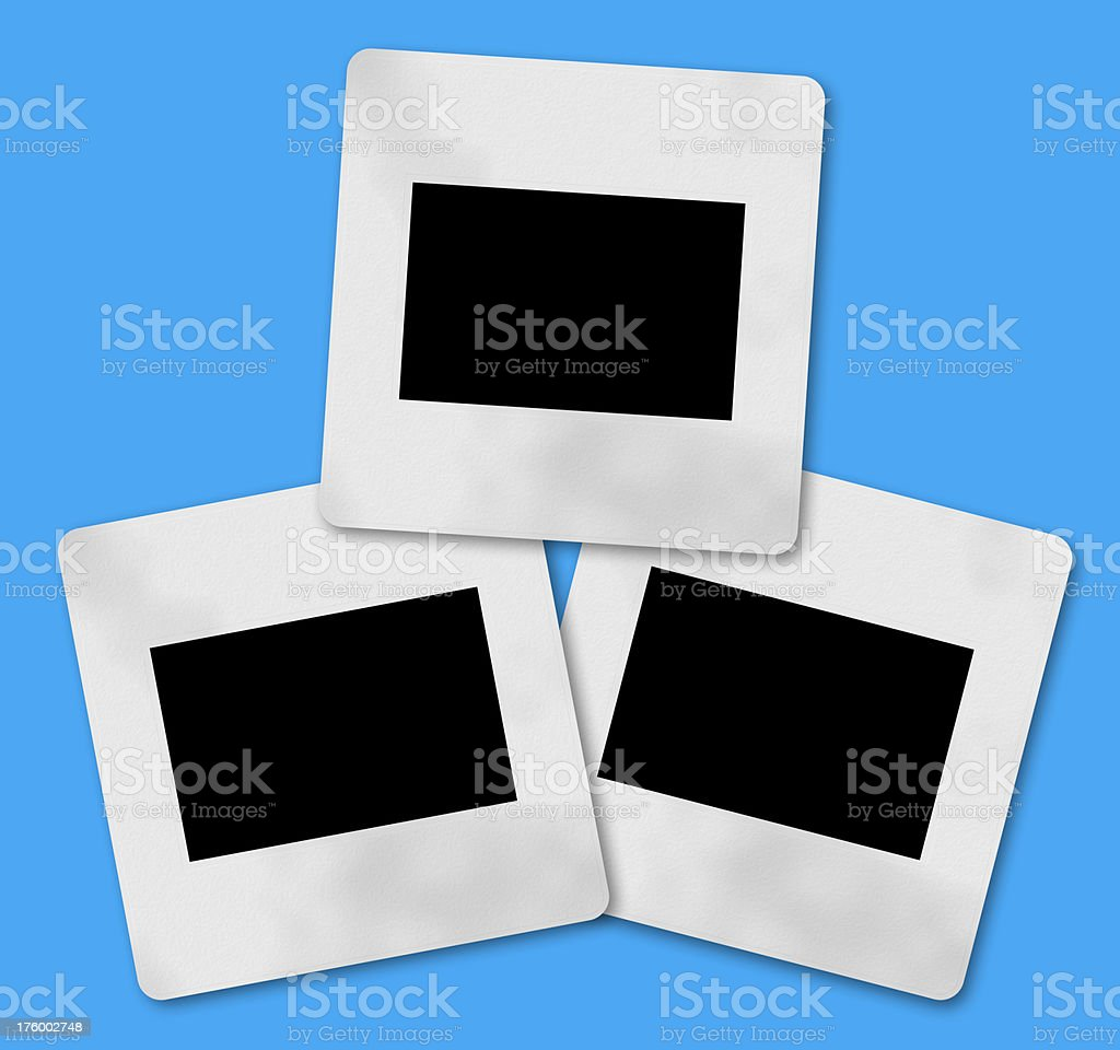 35mm Slides stock photo