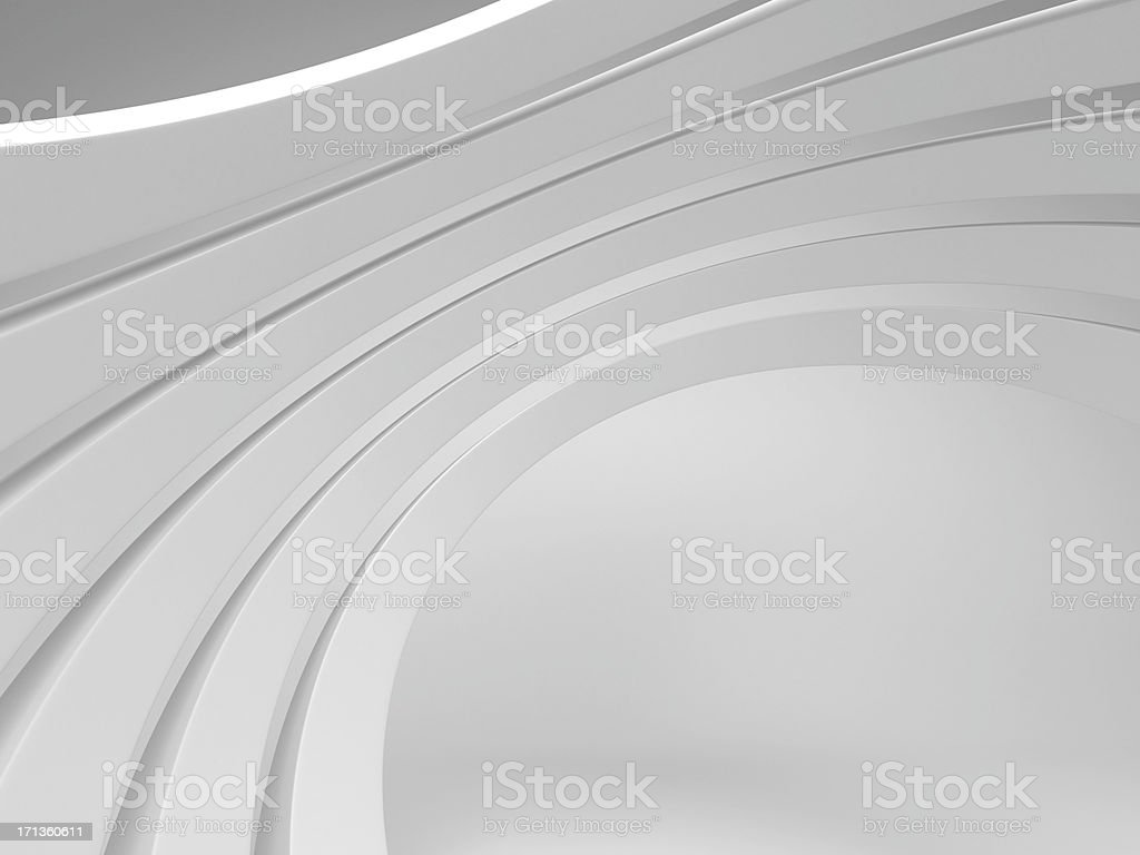3d abstract architecture background stock photo