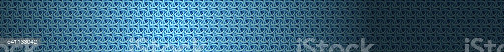 3d background of a blue mesh structure stock photo