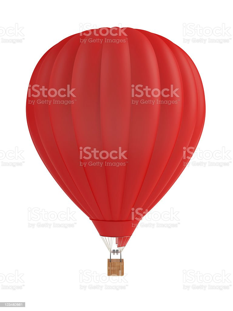 3d baloon royalty-free stock photo