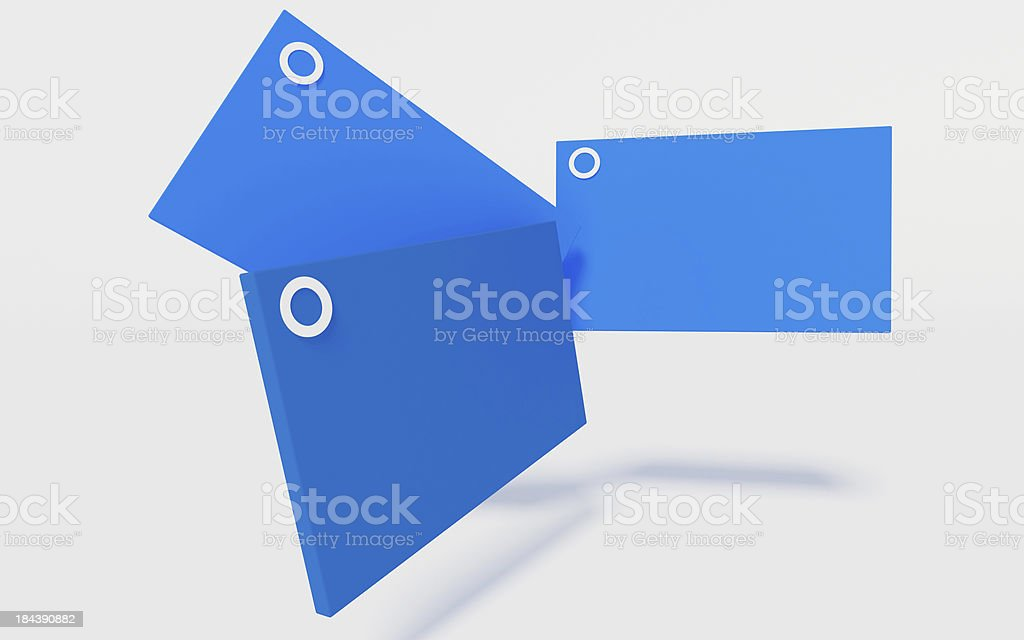 3d Board royalty-free stock photo