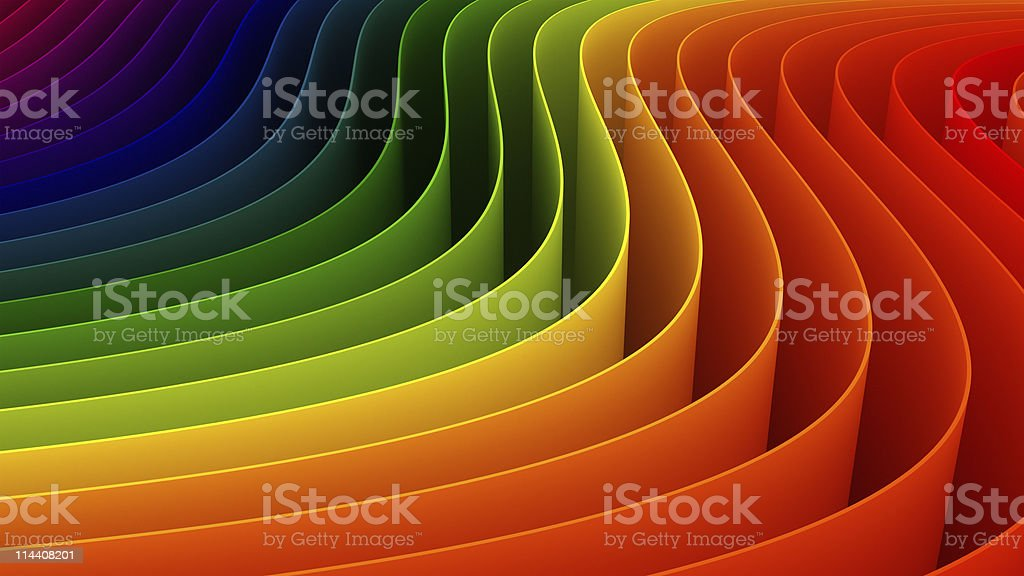 3d colorful background royalty-free stock photo