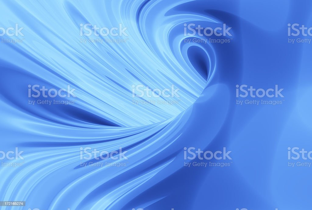 3d Curveswirl 01 stock photo