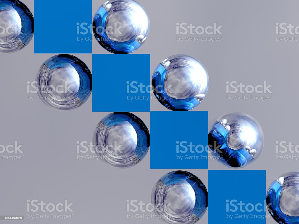 3d render 10 royalty-free stock photo