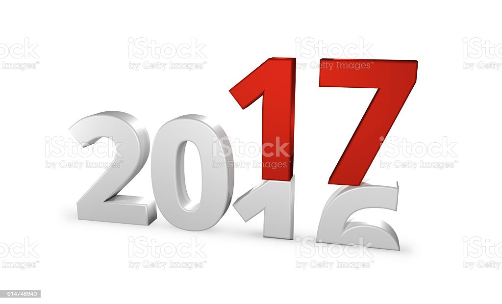 2017 3d render symbol design stock photo