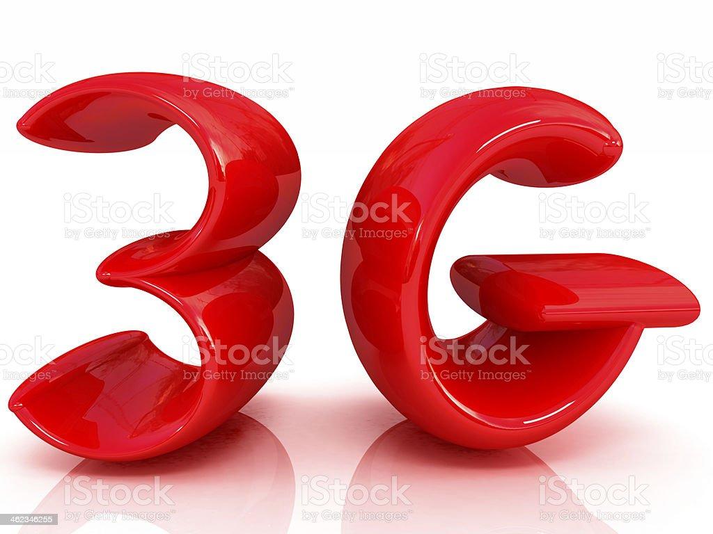 3g internet network royalty-free stock photo