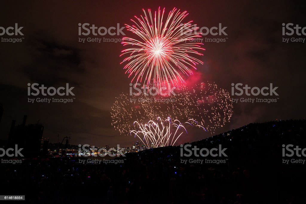 4th of July stock photo