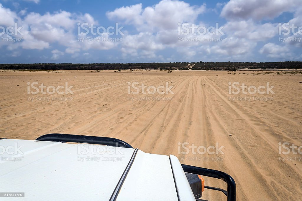 4x4 vehicle stock photo