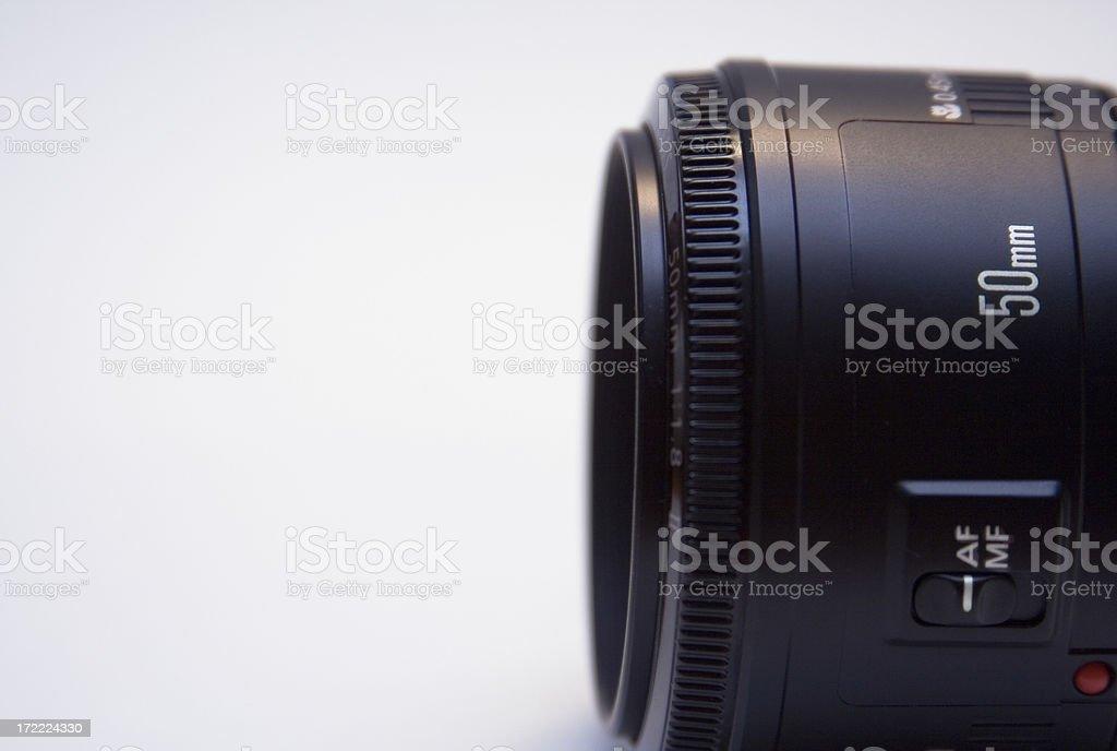 50mm Focus stock photo