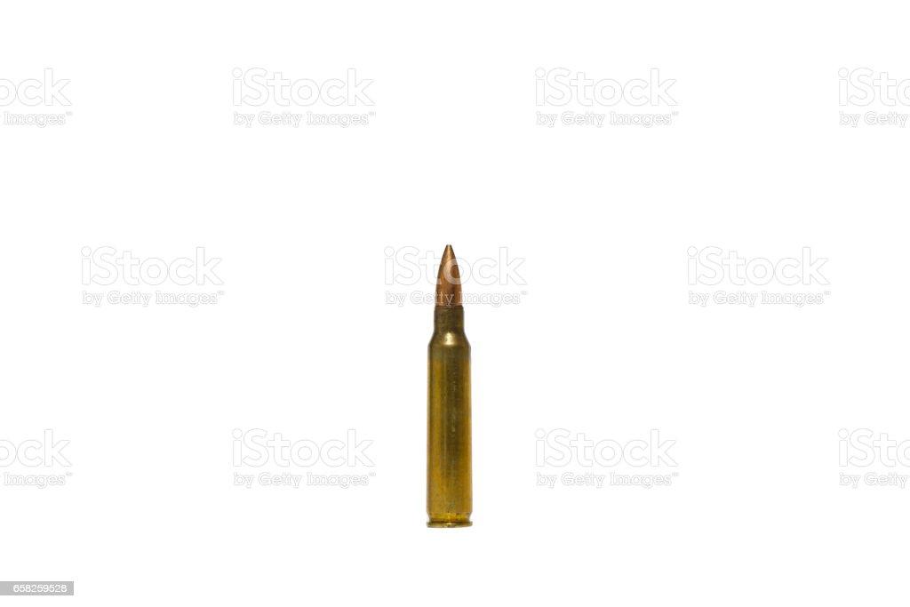 5.56x45mm NATO stock photo