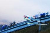 '64th FOUR HILLS TOURNAMENT SKY JUMPING IN GARMISCH-PATENKIRCHEN'