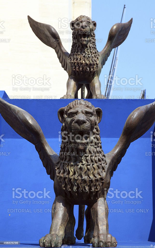 69th Venice Film Festival royalty-free stock photo