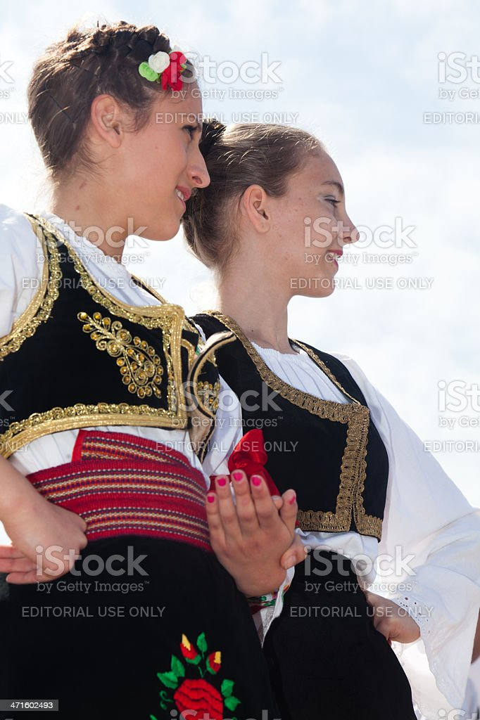 7th International Alexander The Great Marathon event royalty-free stock photo