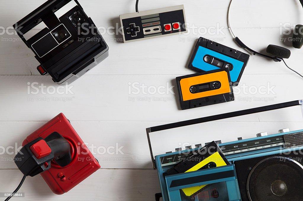 80s passions stock photo