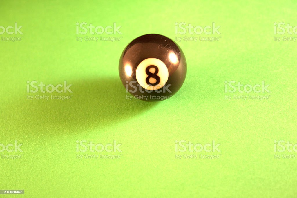 8ball stock photo
