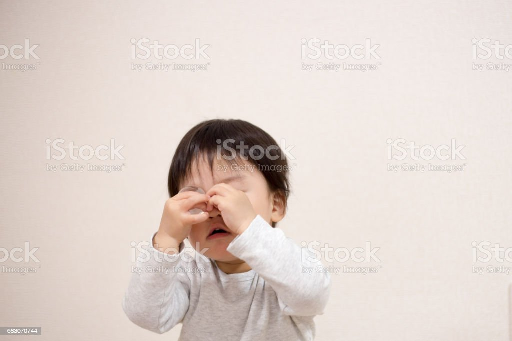 元気な子供 stock photo