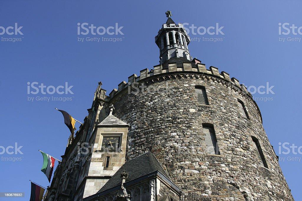 Aachen royalty-free stock photo