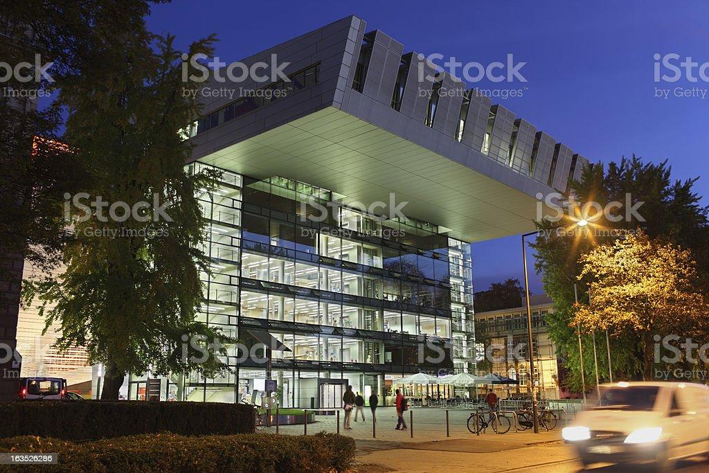 RWTH Aachen University stock photo