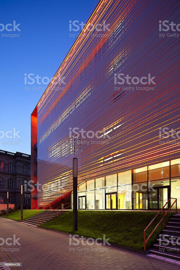 Aachen University stock photo