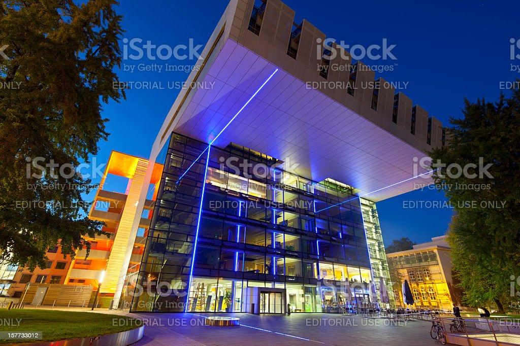 Aachen University SuperC stock photo