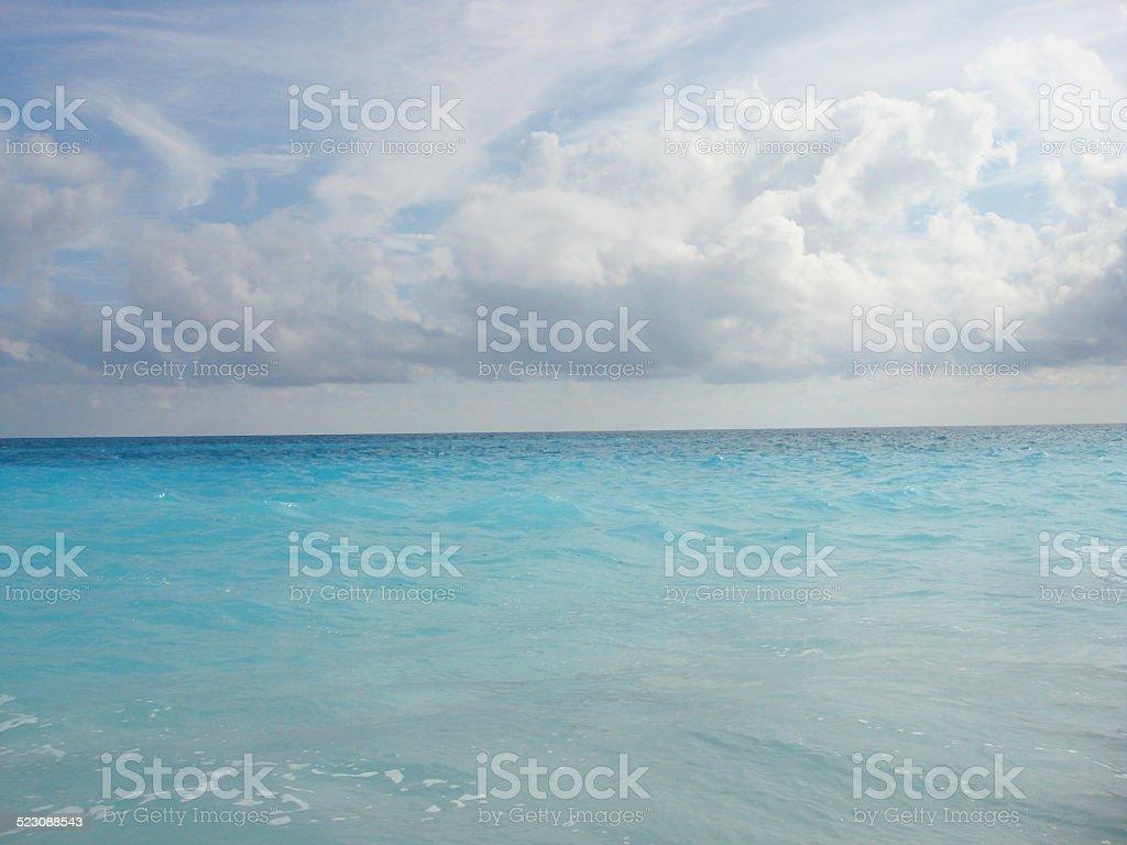 Abaco Island, Bahamas stock photo