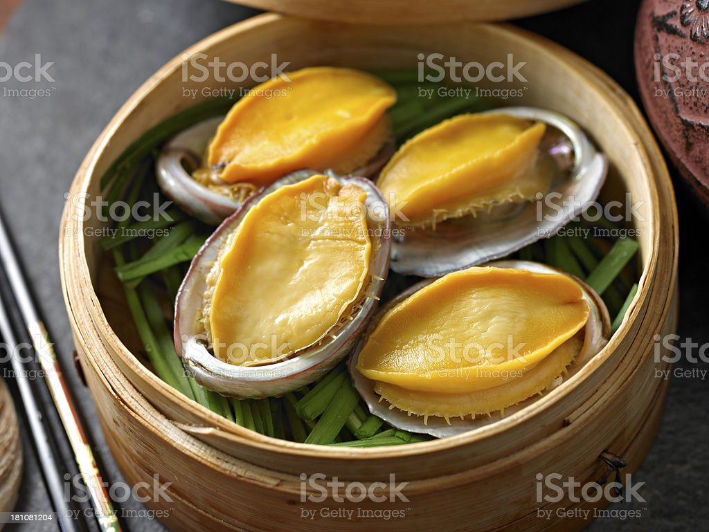 Abalone royalty-free stock photo
