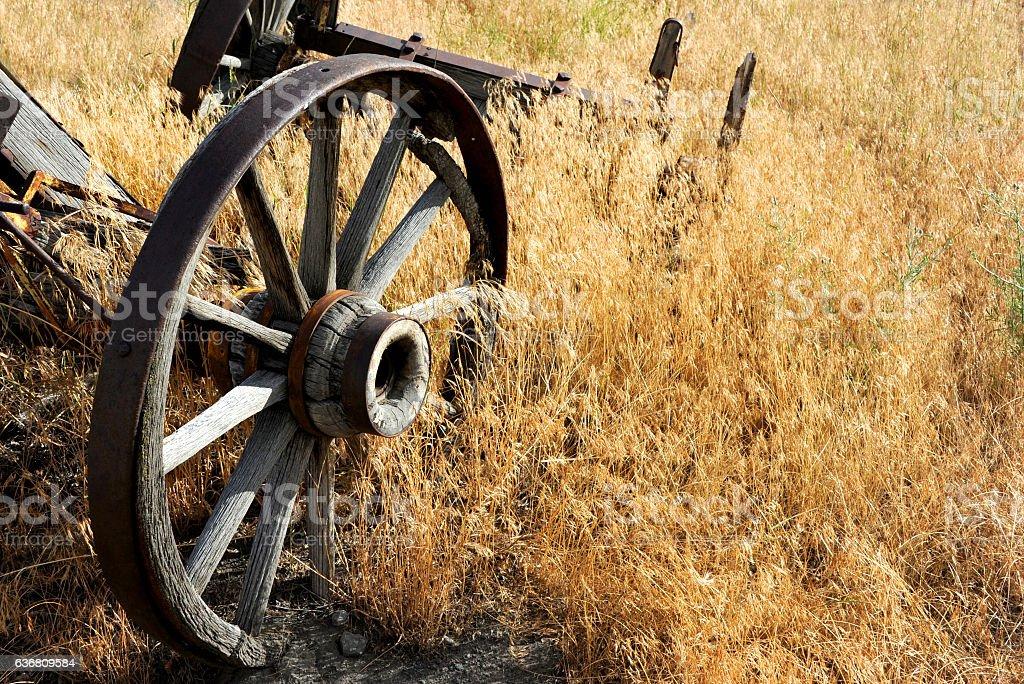 Abandoned Destination stock photo