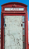 Abandoned Phone Box