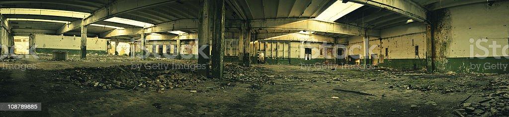 Abandoned royalty-free stock photo